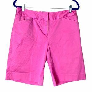 Lilly Pulitzer Shorts | Preppy Pink Bermuda shorts